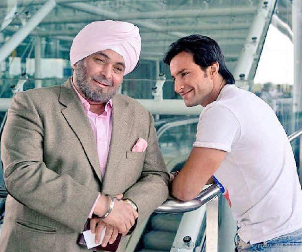 Rishi Kapoor, character roles, best
