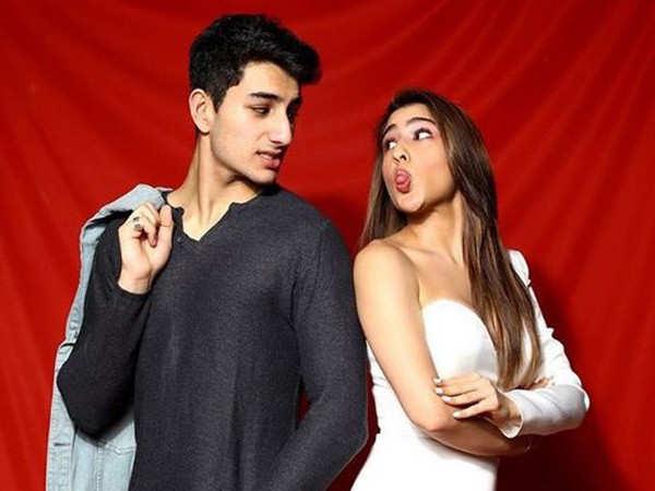 Check Sara Ali Khan's knock knock game video with brother Ibrahim Ali Khan