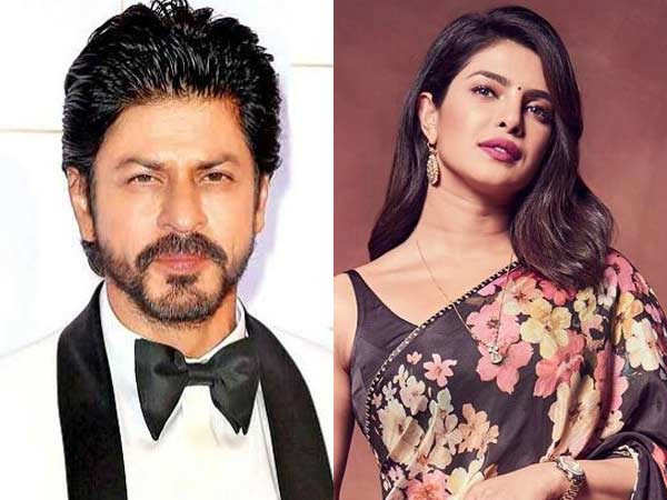 Shah Rukh Khan, Priyanka Chopra Jonas confirm being part of global concert for COVID-19 relief work