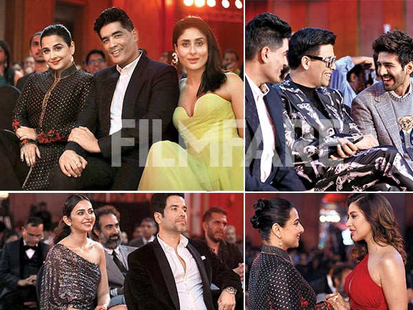 Here's all that happened at the 65th Amazon Filmfare Awards Curtain Raiser