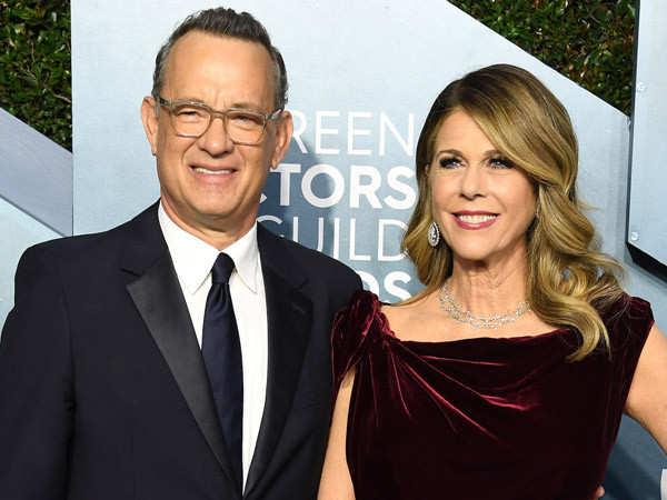 Tom Hanks and Rita Wilson donate blood for coronavirus vaccine research