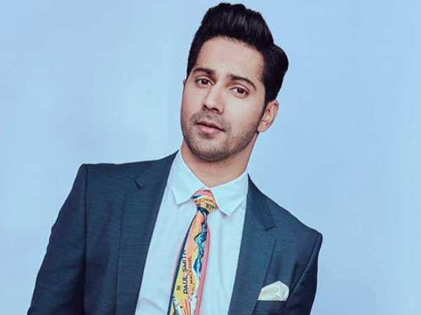 Varun Dhawan to provide meals to those in need during the lockdown