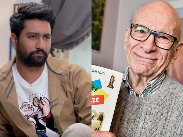 Vicky Kaushal mourns the loss of Tom and Jerry director Gene Deitch
