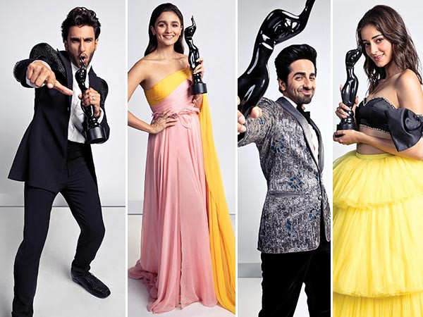 Profiling the winners of the 65th Amazon Filmfare awards 2020