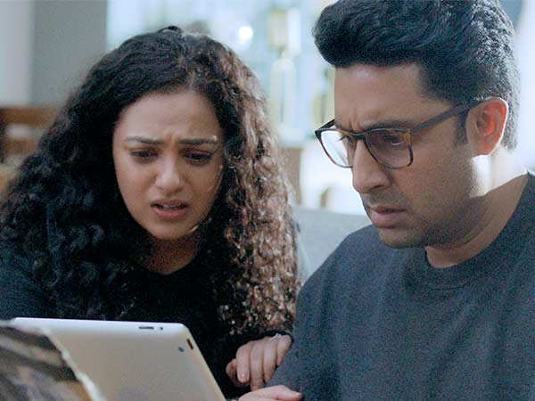 Abhishek Bachchan reacts to the overwhelming response of Breathe: Into The Shadows