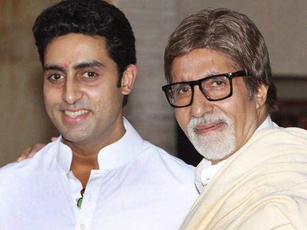 Amitabh Bachchan reacts to Abhishek Bachchan testing negative for COVID 19