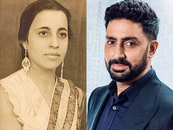 Abhishek Bachchan remembers his late grandmother on her birthday