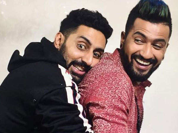 When Abhishek Bachchan wanted to host a TV show with Vicky Kaushal