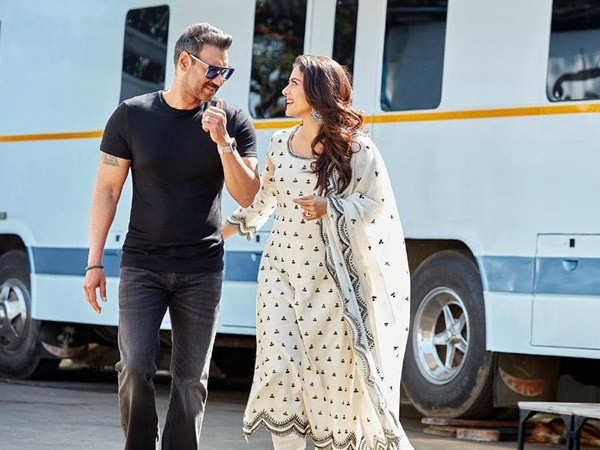 Ajay Devgn's birthday wish for Kajol is all things love