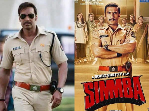 Ajay Devgn's Golmaal series and Ranveer Singh's Simmba to re-release again in India