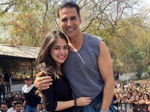 Akshay Kumar's Special Gesture for an Ardent Fan