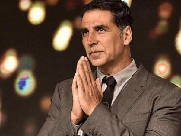 Akshay Kumar talks about resuming work during a pandemic