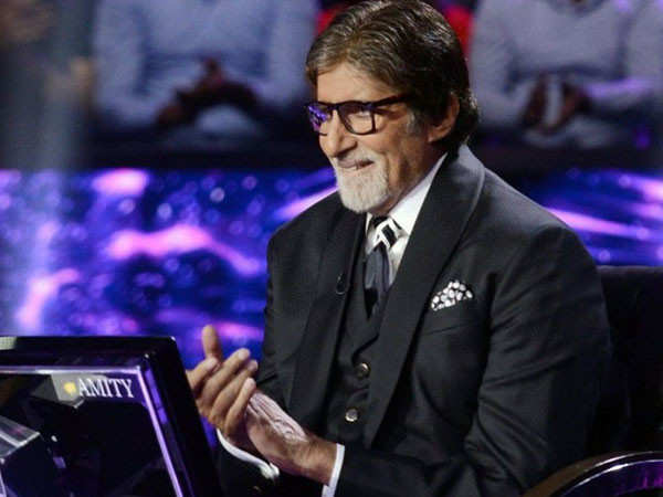 Amitabh Bachchan Reveals he'll Soon Shoot for KBC's Promos