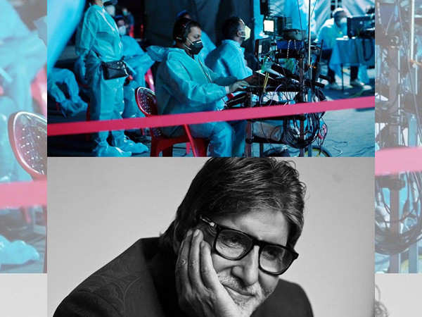 Amitabh Bachchan gets back to work, ready for KBC Season 12