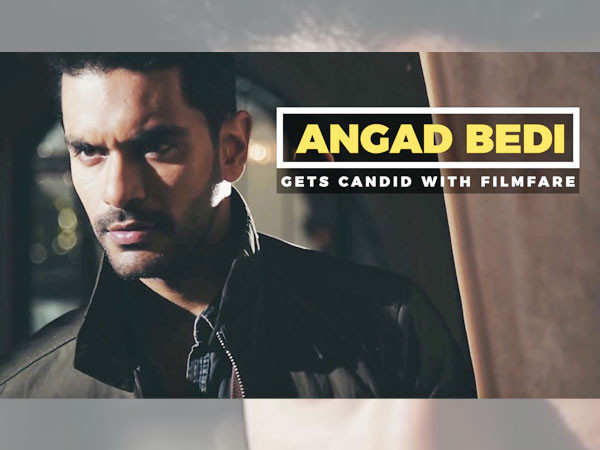 Angad Bedi on his professional and personal successes