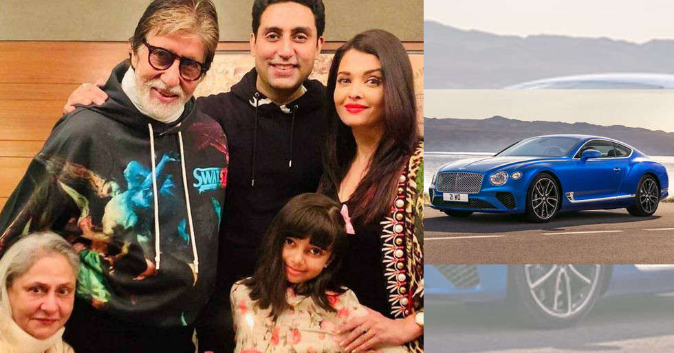 Here's the price of the Bachchan family's royal ride