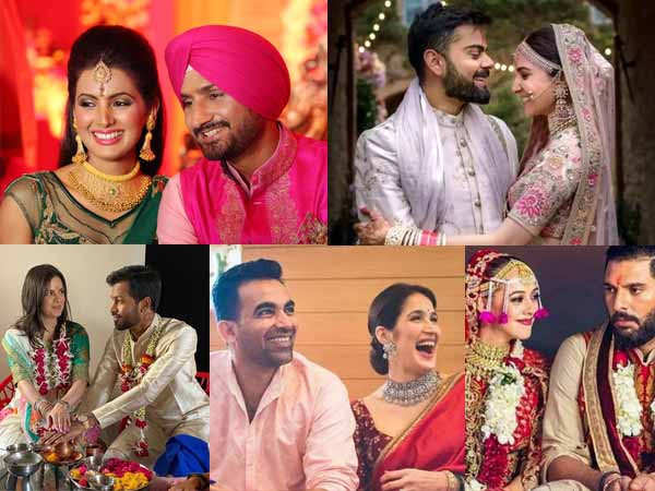 Bollywood actresses who tied the knot with cricketers