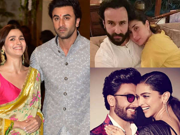 Bollywood's couple guide for getting through quarantine
