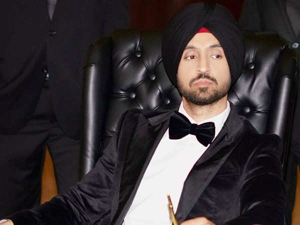 Diljit Dosanjh Shares his Excitement about Being on the Times Square Billboard