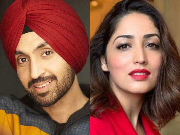 Diljit Dosanjh and Yami Gautam to pair up for an exciting project