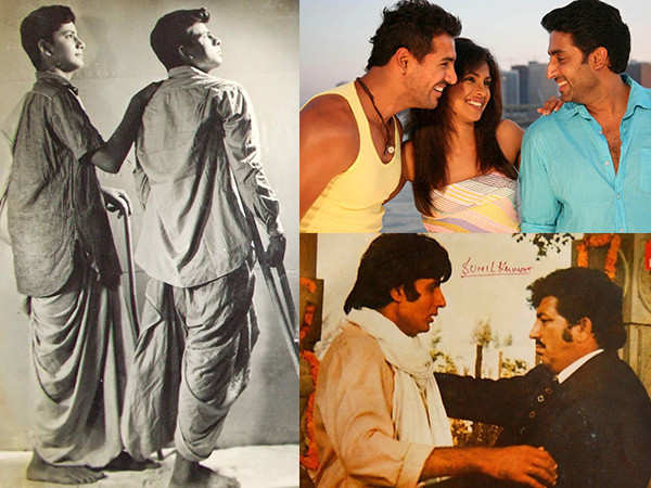 Friendship Day Special: Bollywood films with friendship in the title