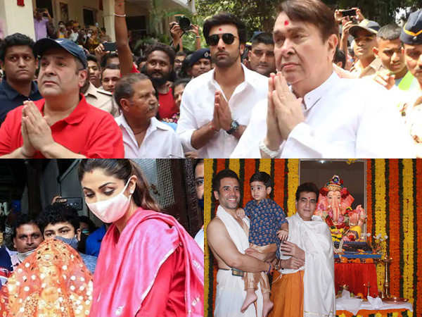 Ganpati celebrations at star homes to be muted this year