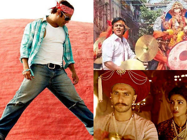 Bollywood songs that captured the spirit of Ganesh Chaturthi