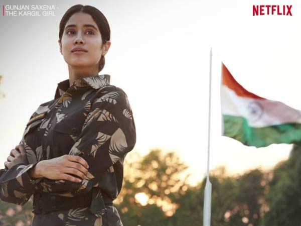 Janhvi Kapoor shines in the trailer of Gunjan Saxena: The Kargil Girl