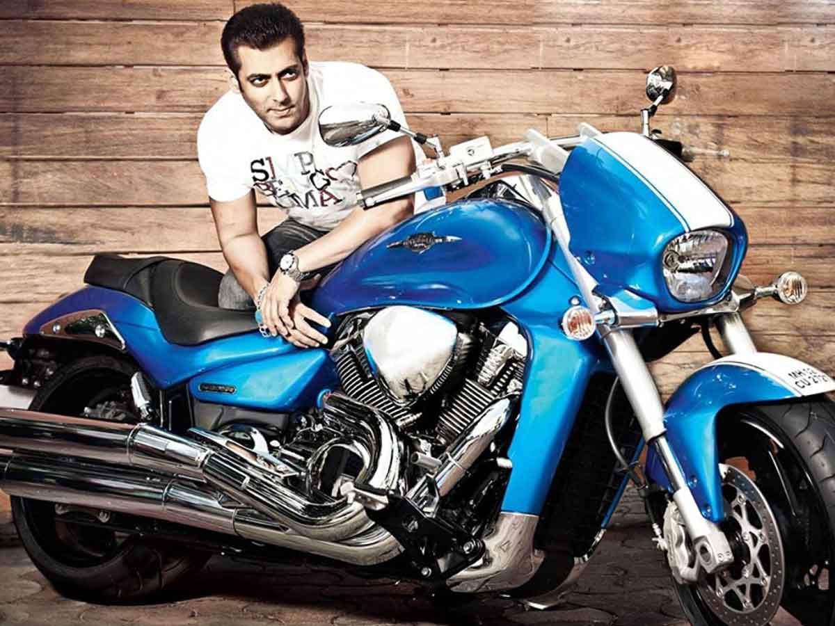 Salman Khan is a passionate person and his passion is not just limited to films. We all know he's fond of  singing and painting but not many know that Bollywood's Bhaijaan is quite the motorbike fanatic.  Salman loves his motorbikes and his impressive collections is testimony to that. His garage boasts of bikes like Suzuki Hayabusa, Yamaha R1, Suzuki GSX-R 1000Z and Suzuki GSX-R 1000Z. Apart from that, the actor also owns a Giant Propel 2014 XTC bicycle that alone costs Rs 4.32 lakh, which he's often seen riding around the city.