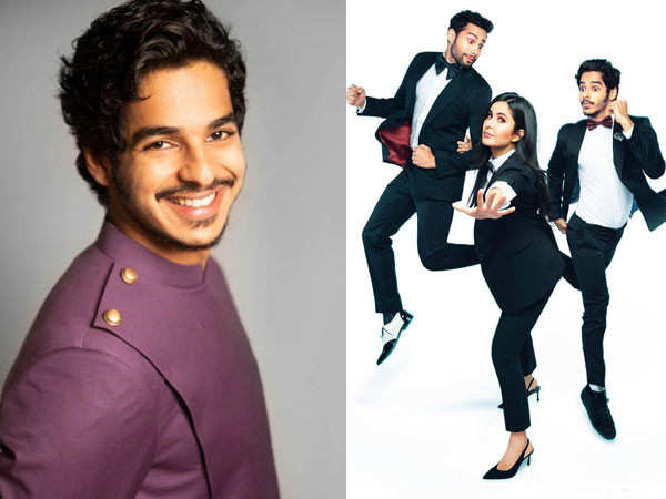 Ishaan Khatter Speaks About his Excitement to Work with Katrina Kaif