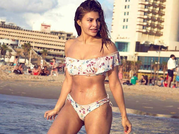 5 reasons behind Jacqueline Fernandez's fit body