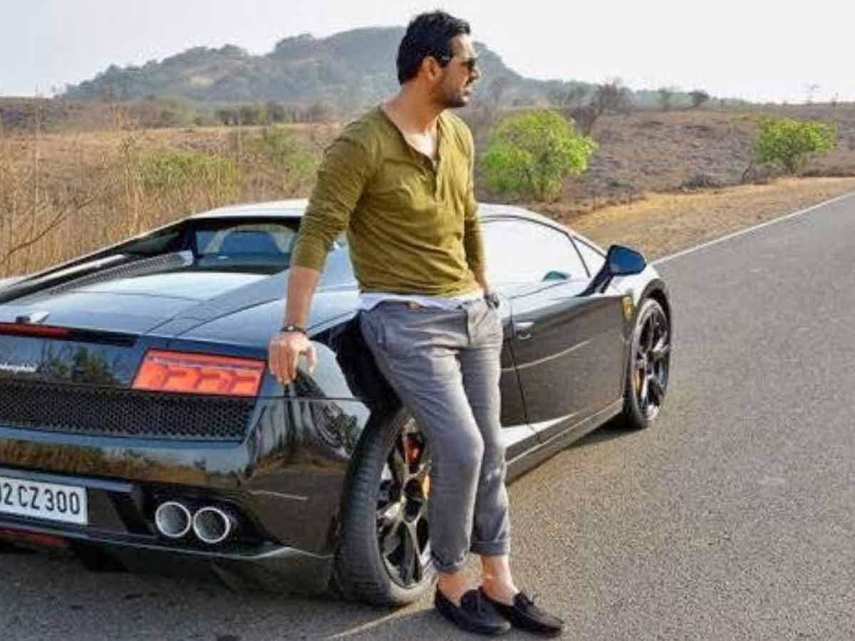 All about John Abraham's Lamborghini Gallardo | Filmfare.com