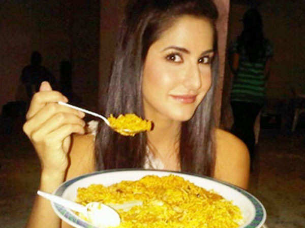 Katrina Kaif describes her favourite lunch menu