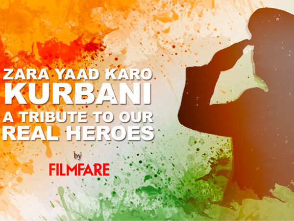 Actors pay tribute to country's real life heroes