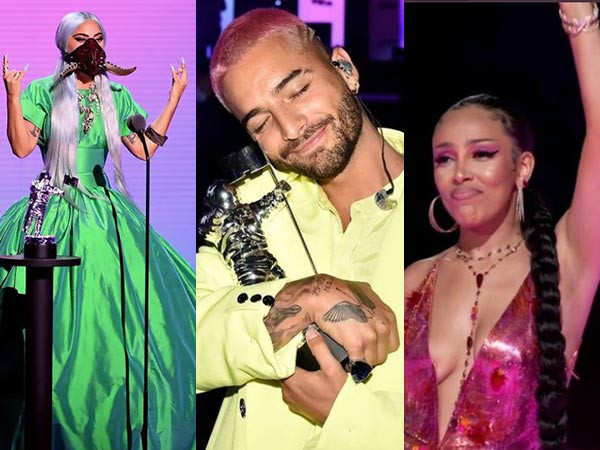 Lady Gaga, BTS, The Weekend win big at the MTV Video Music Awards 2020