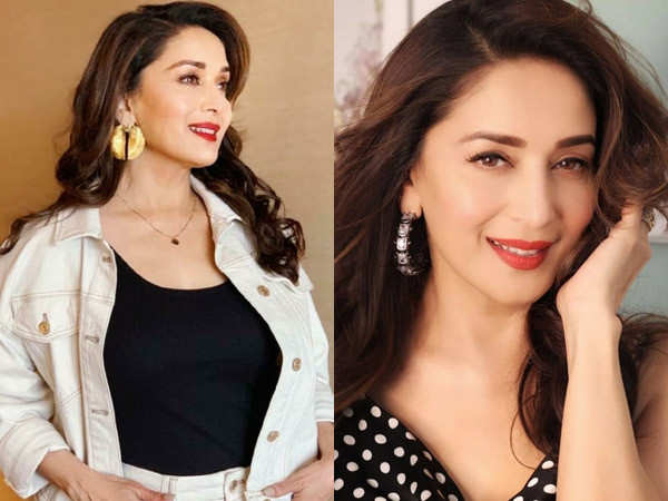 Madhuri Dixit lists down five important health tips
