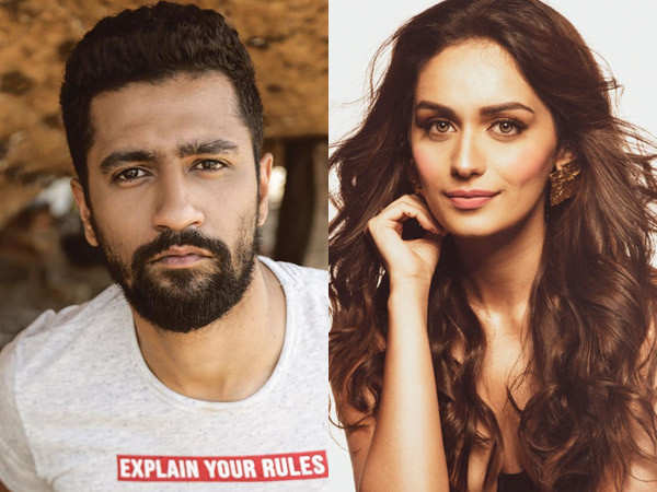 Manushi Chillar Bags her Second Film Opposite Vicky Kaushal