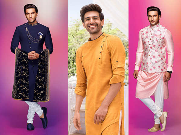 Manyavar's line up is perfect for every Indian occasion