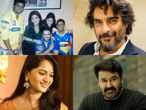 Anushka Shetty, Akhil Akkineni, R Madhavan, Mohanlal share their reactions as MS Dhoni retires