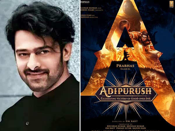 Prabhas to Collaborate with Tanhaji Fame Om Raut for an Epic 3D Drama – Adipurush