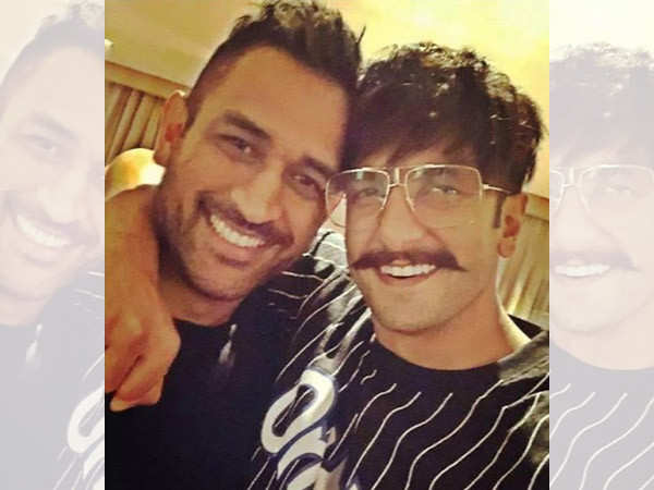 Ranveer Singh and Arjun Kapoor recount their epic moments shared with MS Dhoni