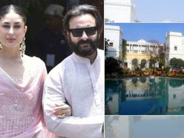 Here's taking you inside Saif Ali Khan-Kareena Kapoor Khan's Pataudi Palace worth Rs 800 crore