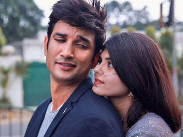 Sanjana Sanghi talks about the most important advice she received form Sushant Singh Rajput