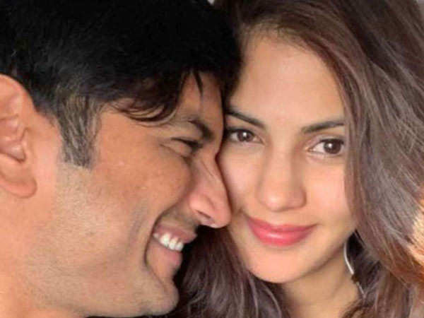 Rhea Chakraborty shares pictures of her only belonging of Sushant Singh Rajput