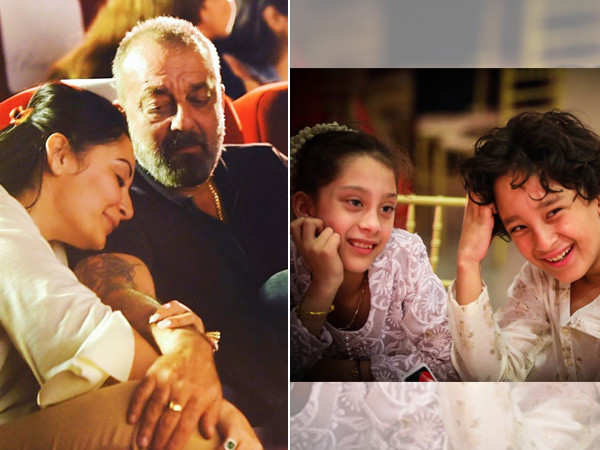 This post by Maanayata Dutt featuring Shahraan and Iqra is all things heart