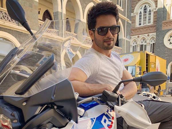 When Shahid Kapoor bought his dream bike