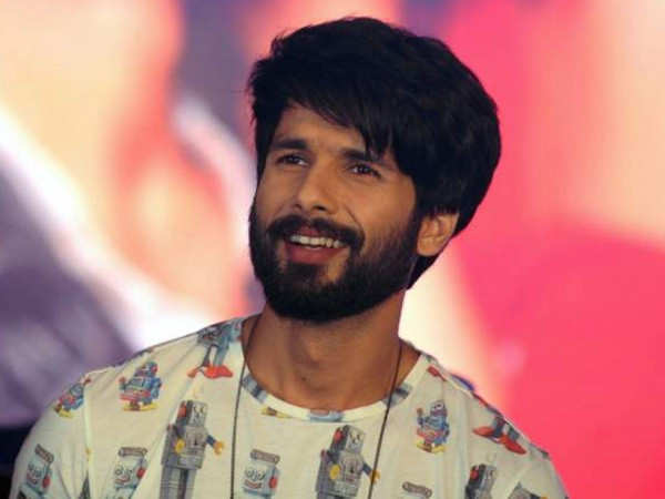 When Shahid Kapoor decided to not charge a fee for his film