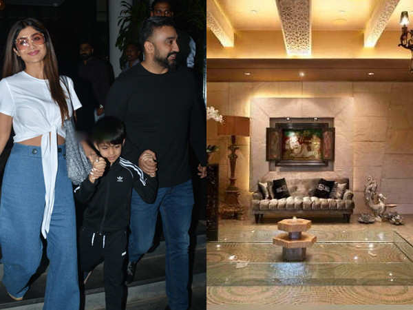 Some interesting details about Shilpa Shetty Kundra's mansion