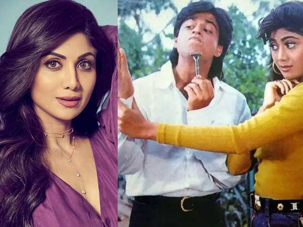 Shilpa Shetty talks about the time she faced the camera with Shah Rukh Khan