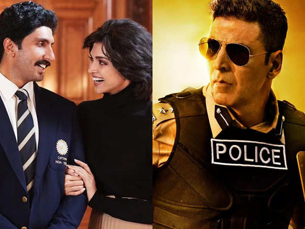 Makers of Sooryavanshi and '83 planning for an OTT release?